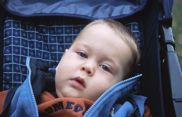 GENERIC BABY IN CAR SEAT