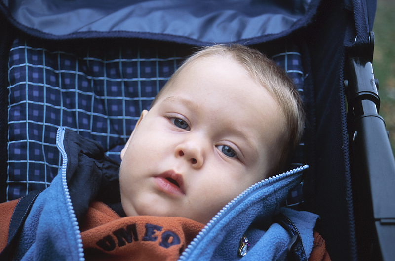 GENERIC BABY IN CAR SEAT