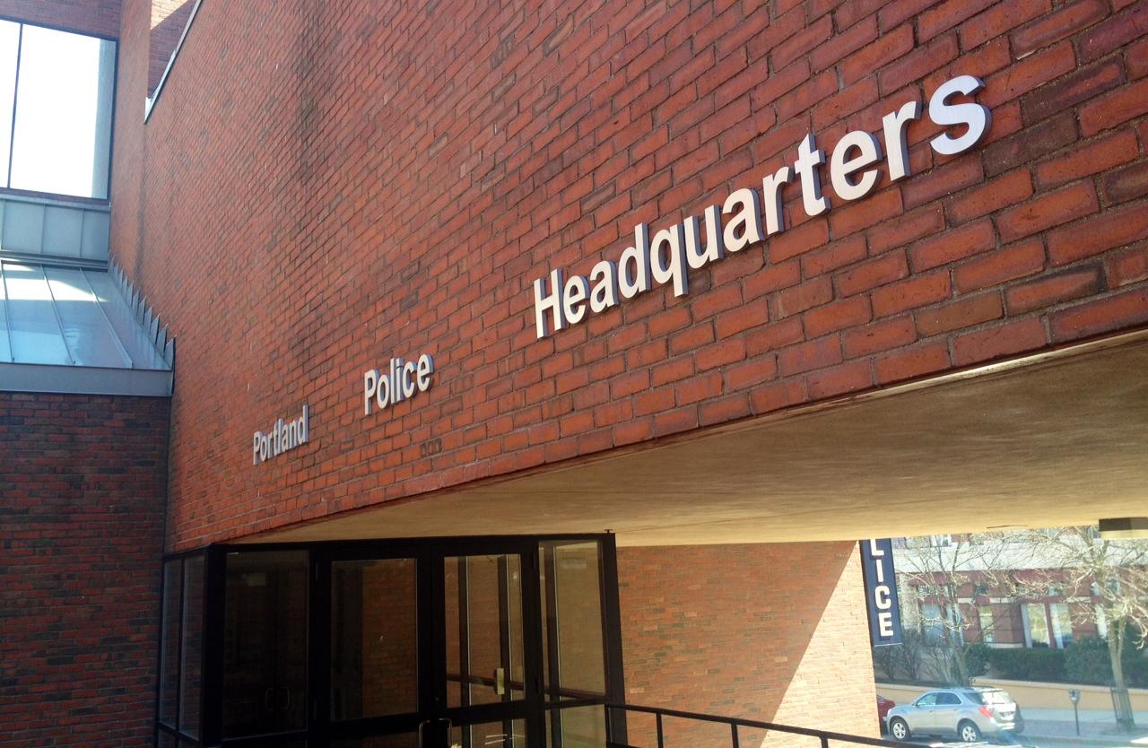 Portland Police Station