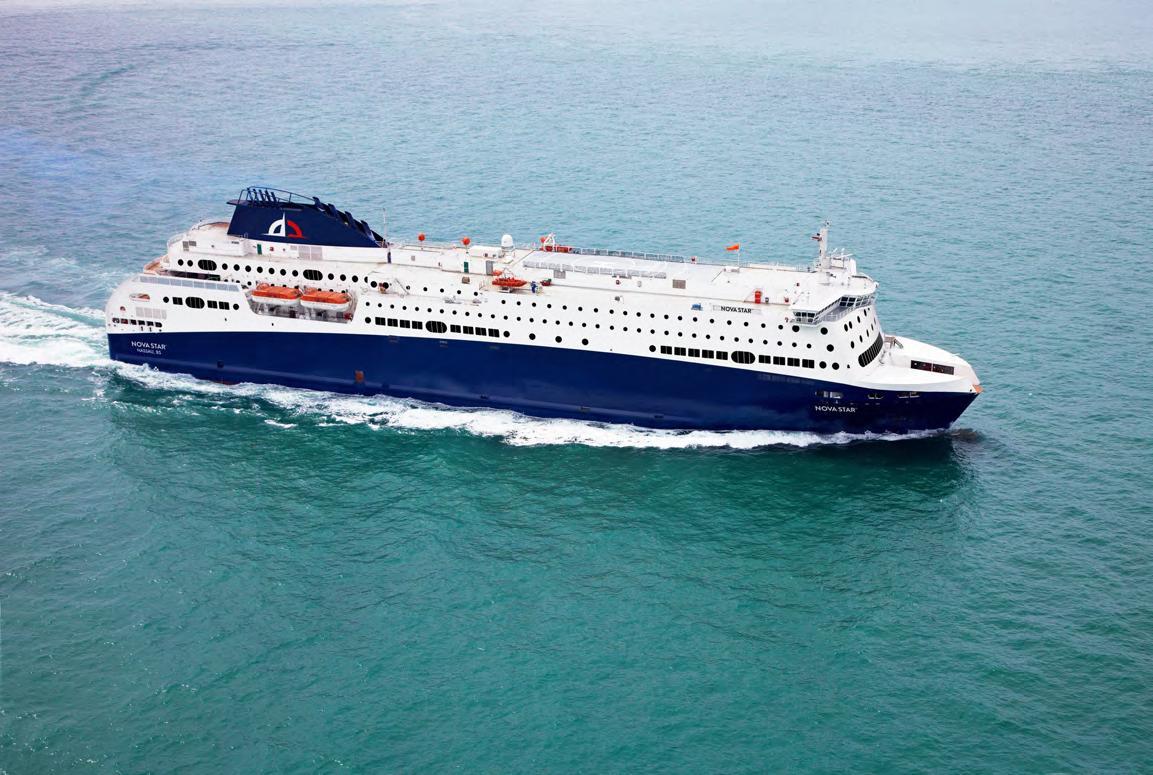Nova Star Ferry 111213