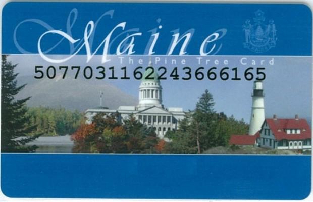 GENERIC EBT CARD